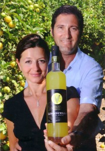 Ventura Limoncello Manuela and James