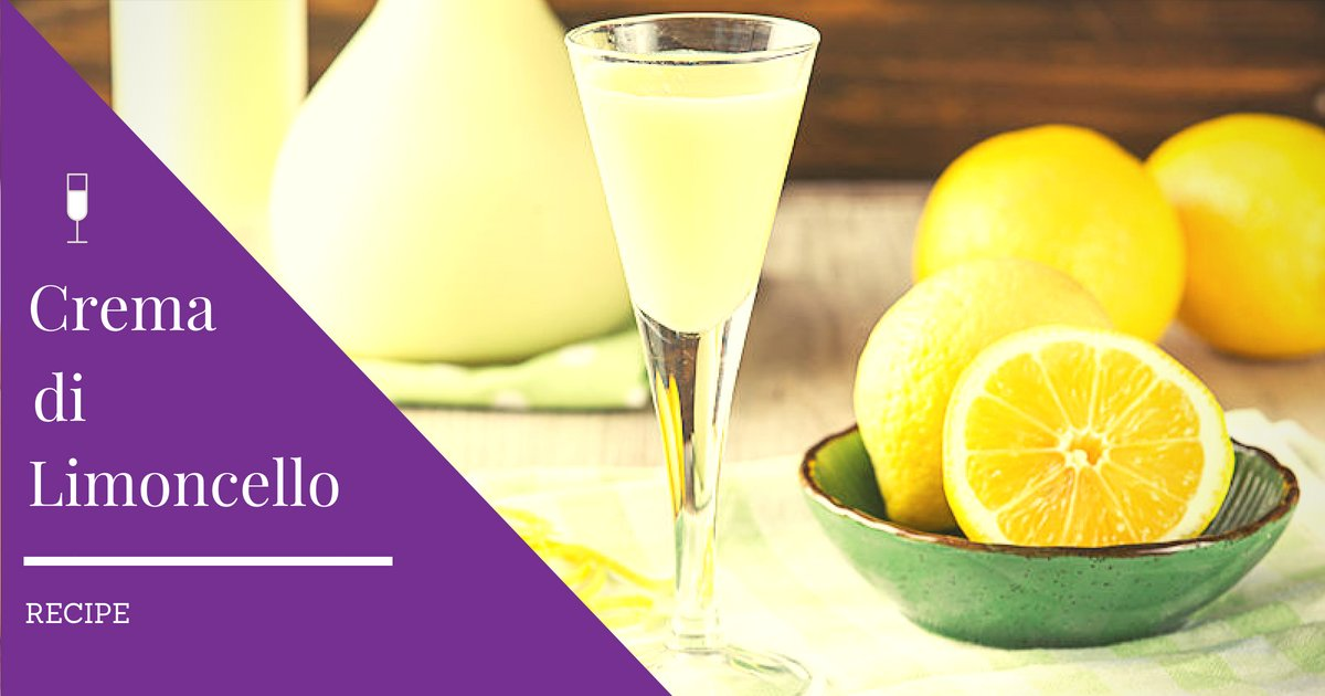 Crema di Limoncello Recipe Uniquely Original Featured Image