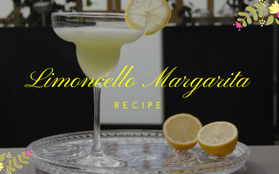 Limoncello Margarita Recipe Cocktail