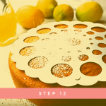 Step 12 Limoncello Cake