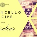 Limoncello Recipe with Everclear