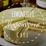 limoncello mascarponse cake recipe