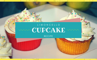 Limoncello Cupcake Recipe